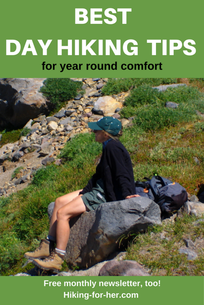 The best day hiking tips come from women who hike a lot 2d09ed3fab