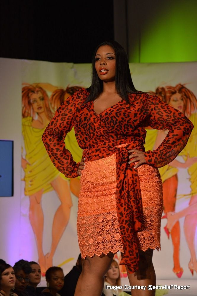 Full Figured Fashion Week Designers Recap Indie Designer Showcase Pt 1 Full Figure Fashion Fashion Curvy Outfits