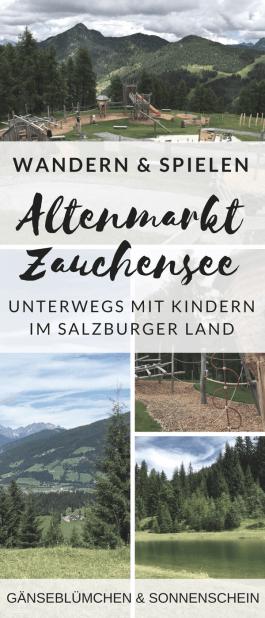 Wandern mit Kind in Altenmarkt & Zauchensee