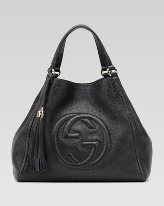 09a7d07a6d Soho Medium Shoulder Bag by Gucci at Neiman Marcus. I need to get a black  one this year.