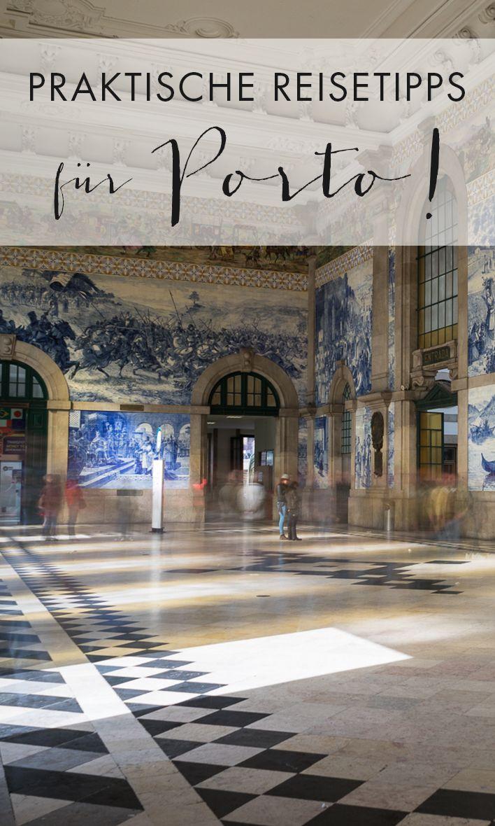 Porto Tipps: Reisetipps für deine Städtereise #traveltoportugal