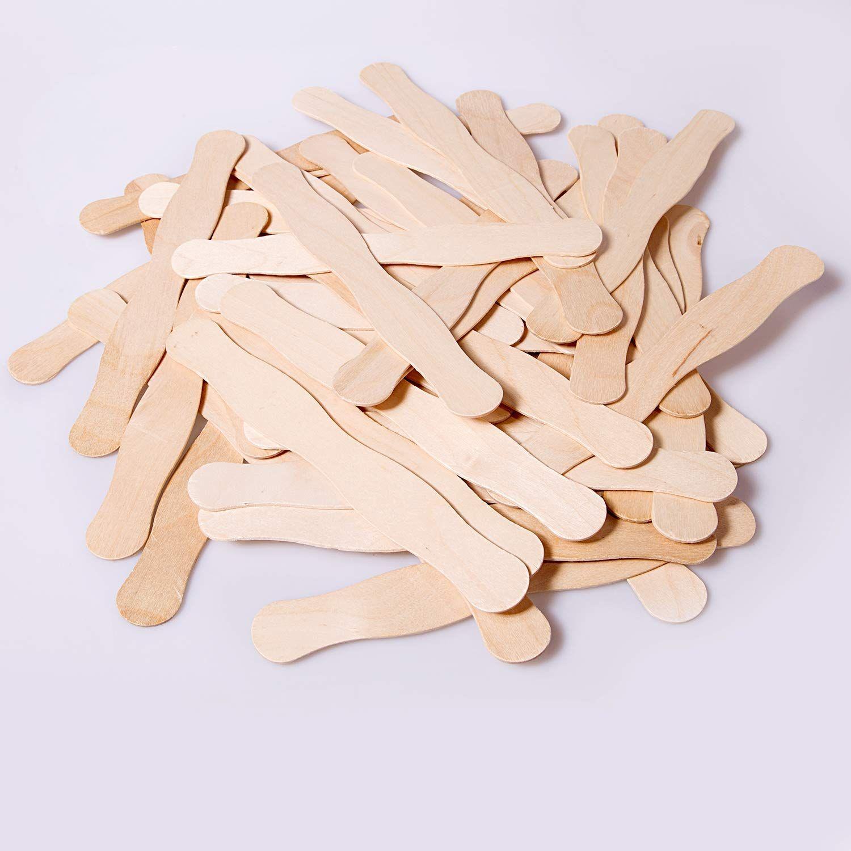 50 Pcs Craft Sticks Jumbo 8 Popsicles Wedding Fan Handles Great For Crafts Long Wooden Paint Sticks To View Further Craft Stick Crafts Paper Crafts Crafts