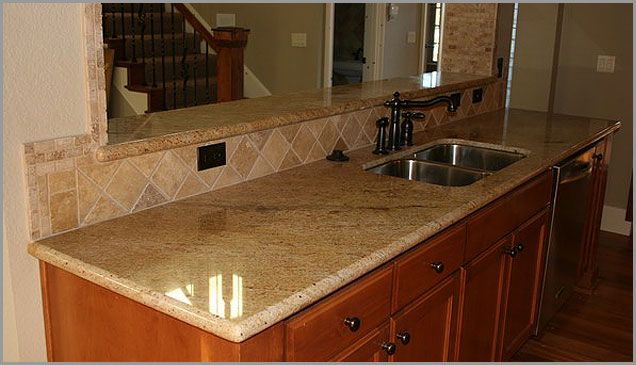 What Colour Countertops On White Kitchen Cabinets Pip: Light Cherry Cabinets What Color Countertops