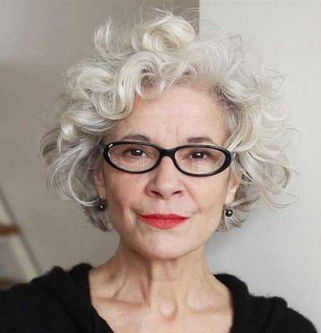 Tagli per capelli grigi | Capelli grigi bianchi, Capelli ...