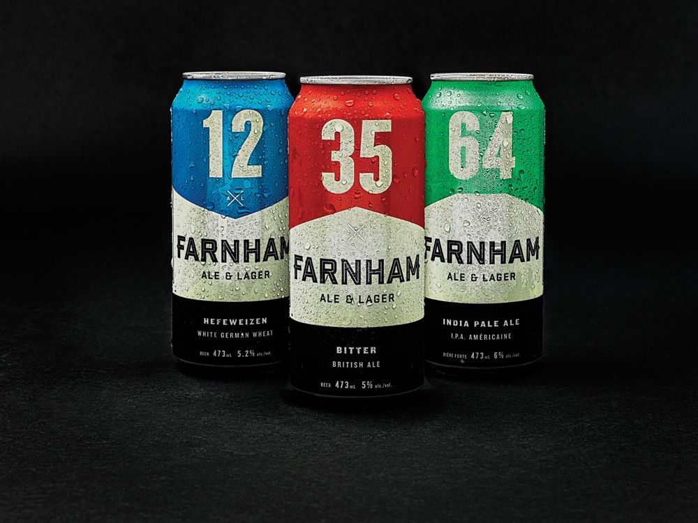 Farnham Ale & Lager, by lg2boutique
