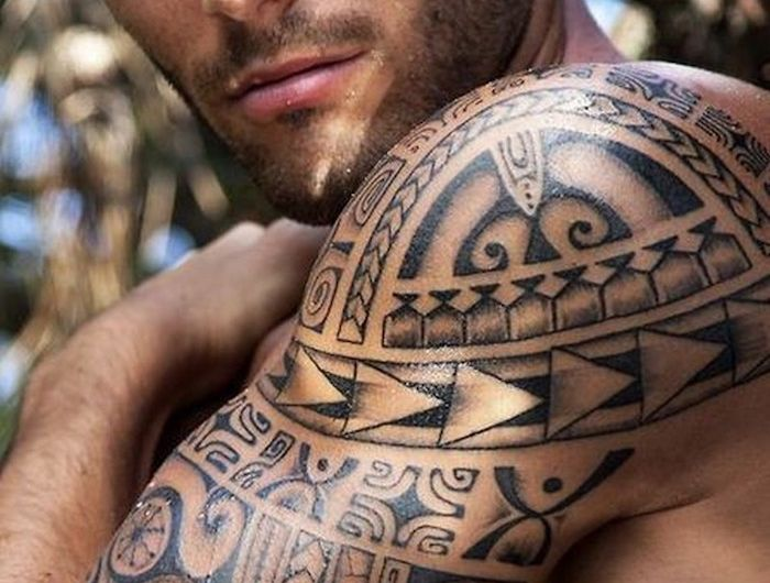 1001 Idees Idee Tatouage Tattoos Maori Et Cover Tattoo