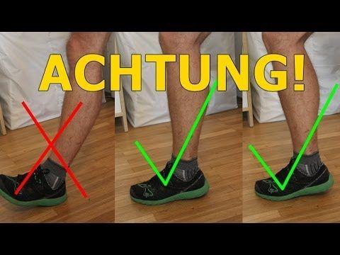 Die richtige Lauftechnik - Vorfuß / Mittelfuß [gelenk- und rückenschonend]