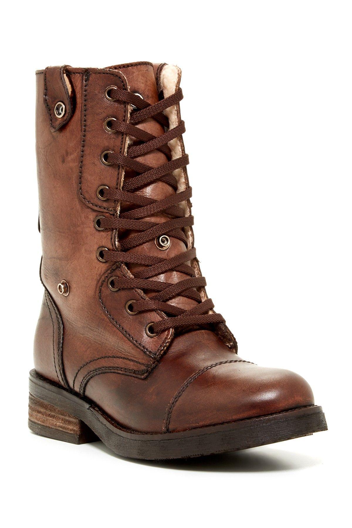 Olivya Cuff Boot