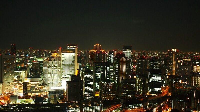 MiqTravellers: Kansai 10D9N Itinerary 关西十天行程