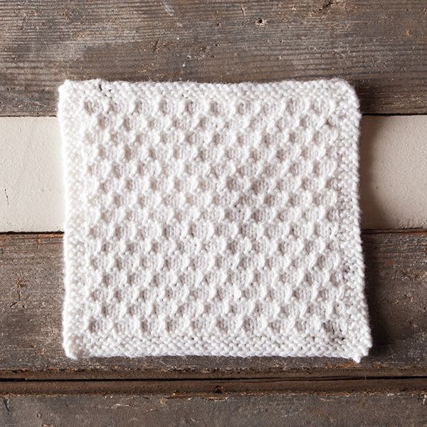 Free spa dishcloth knitting pattern | All you Knit to Know ...