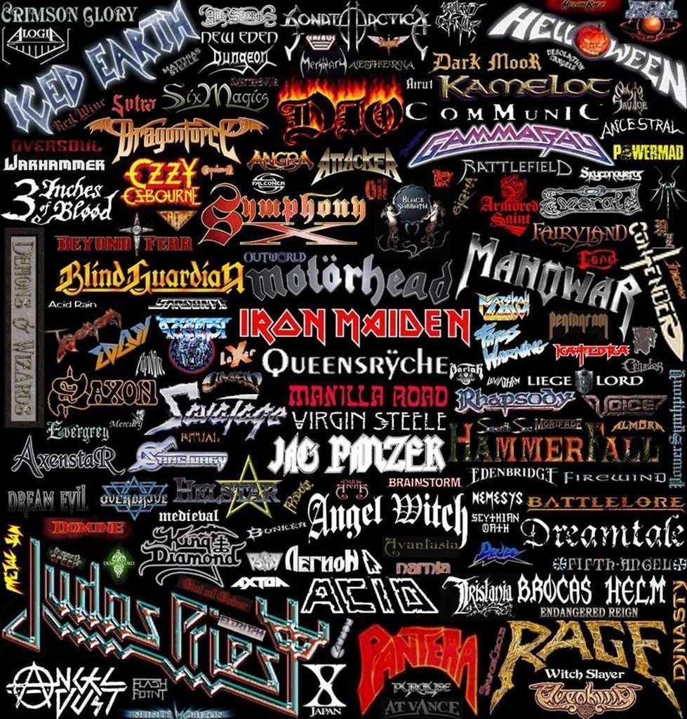 Music Photo Heavy Metal Heavy Metal Music Heavy Metal Bands Metal Band Logos