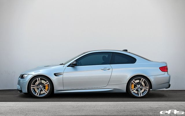 Bmw E92 M3 With Brembo Bbk And M6 Wheels Bmw Bmw Coupe Cars