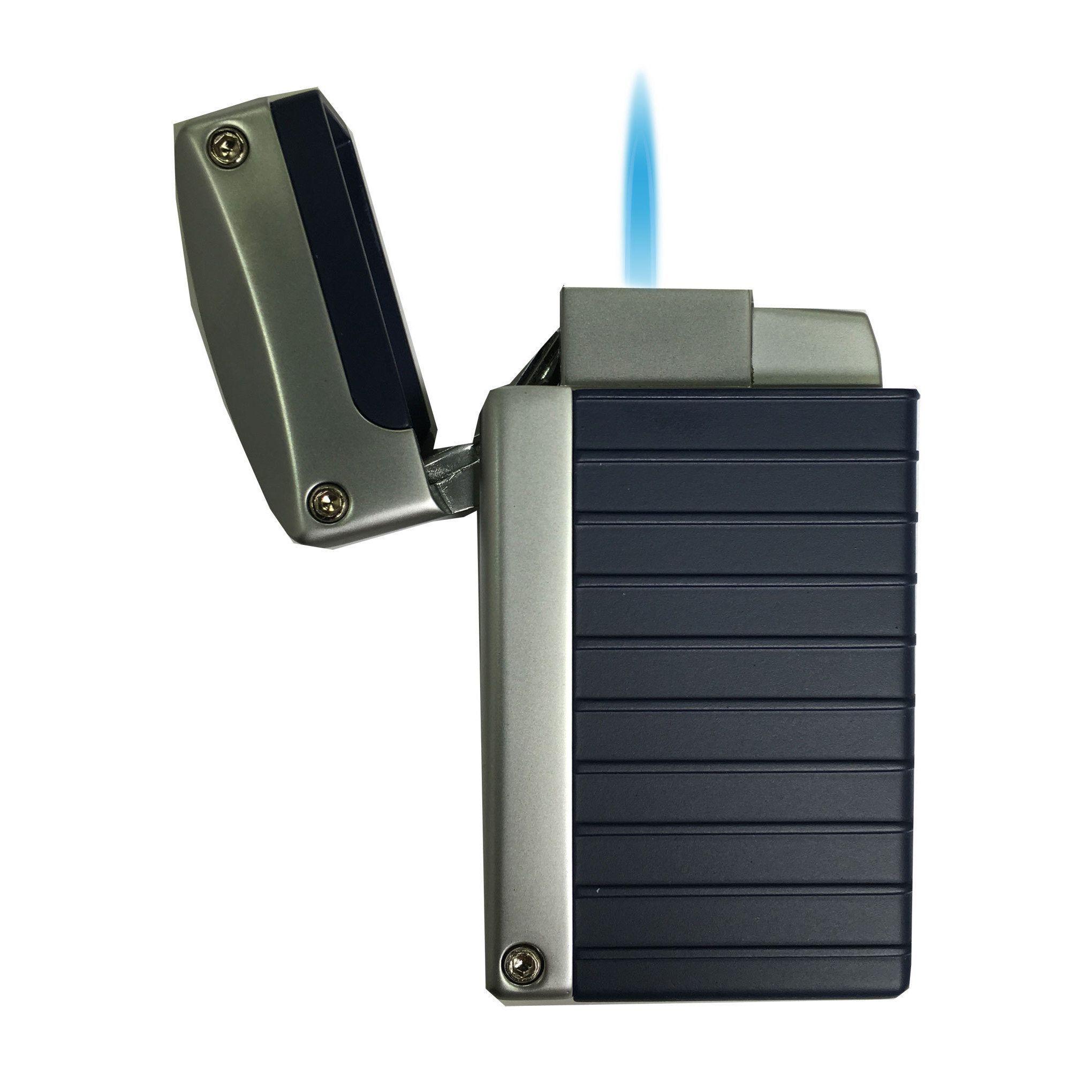 Visol Norfolk Matte Torch Flame Lighter