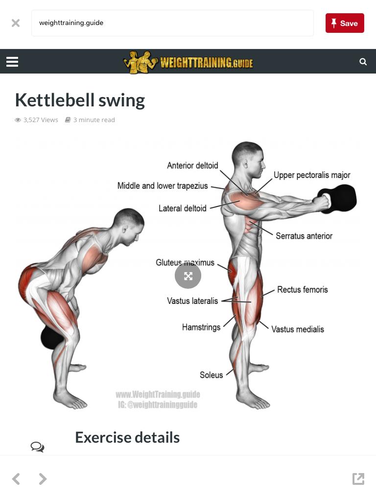 Pin de Átila em Kettlebell Workout | Pinterest | Físico