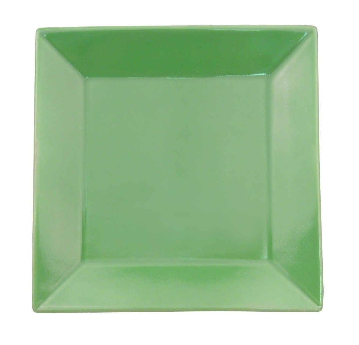 Color Arts 10 Inch Green Square Plates/Case of 12  sc 1 st  Pinterest & Amazon.com | CAC China KC-21-G Color Arts 12-Inch Stoneware Square ...