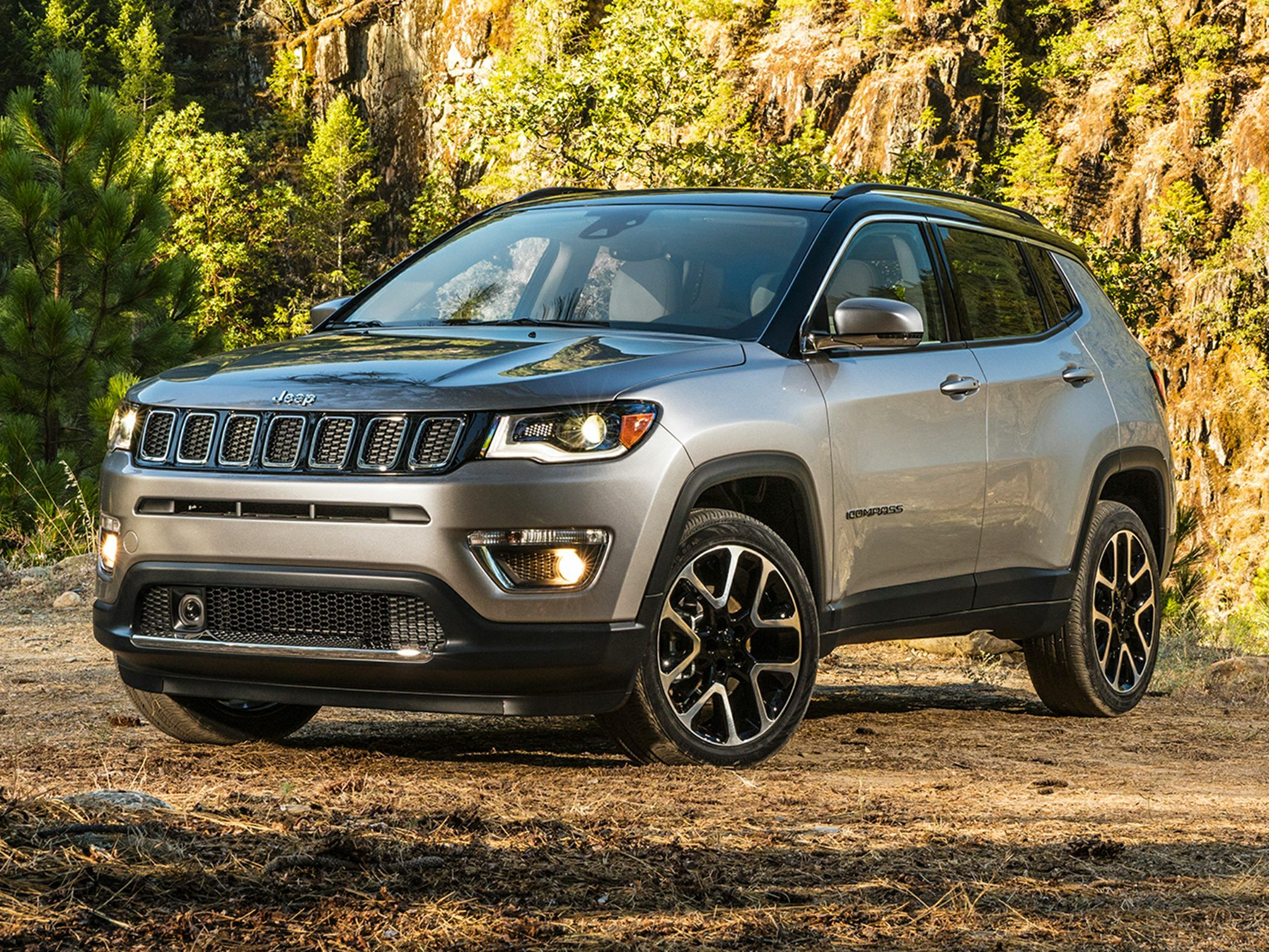 New 2018 Jeep Compass Price Photos Reviews Safety ジープ コンパス
