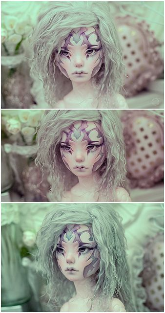 Curlylocks -Bluoxyde