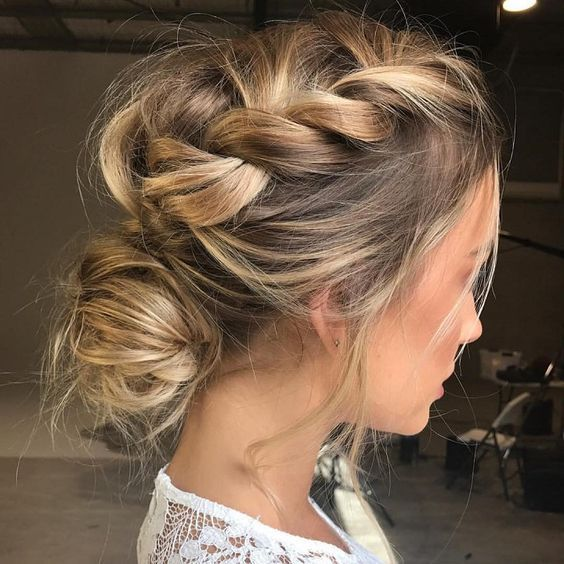 Messy Updo Hairstyles Fair Drop Dead Gorgeous Loose Updos Hairstyle  Messy Wedding Updo Messy