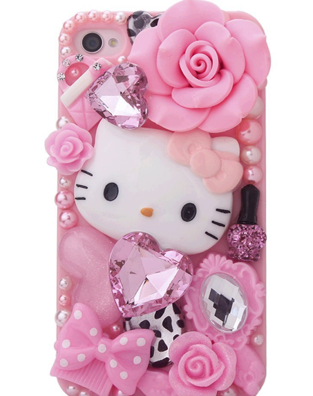 new style 6379d 8cfaf Hello Kitty cellphone case. | And I was like why are you so obsessed ...