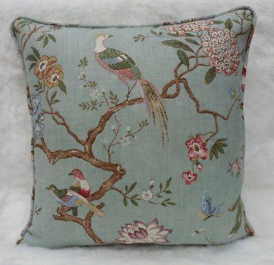 Oriental cushion $30