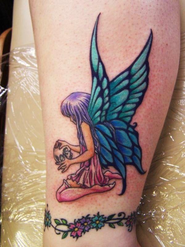 Los Tatuajes De Hadas Mas Populares Tatuajes De Ala De Hadas Tatuaje De Hada Tatuaje De Hadas