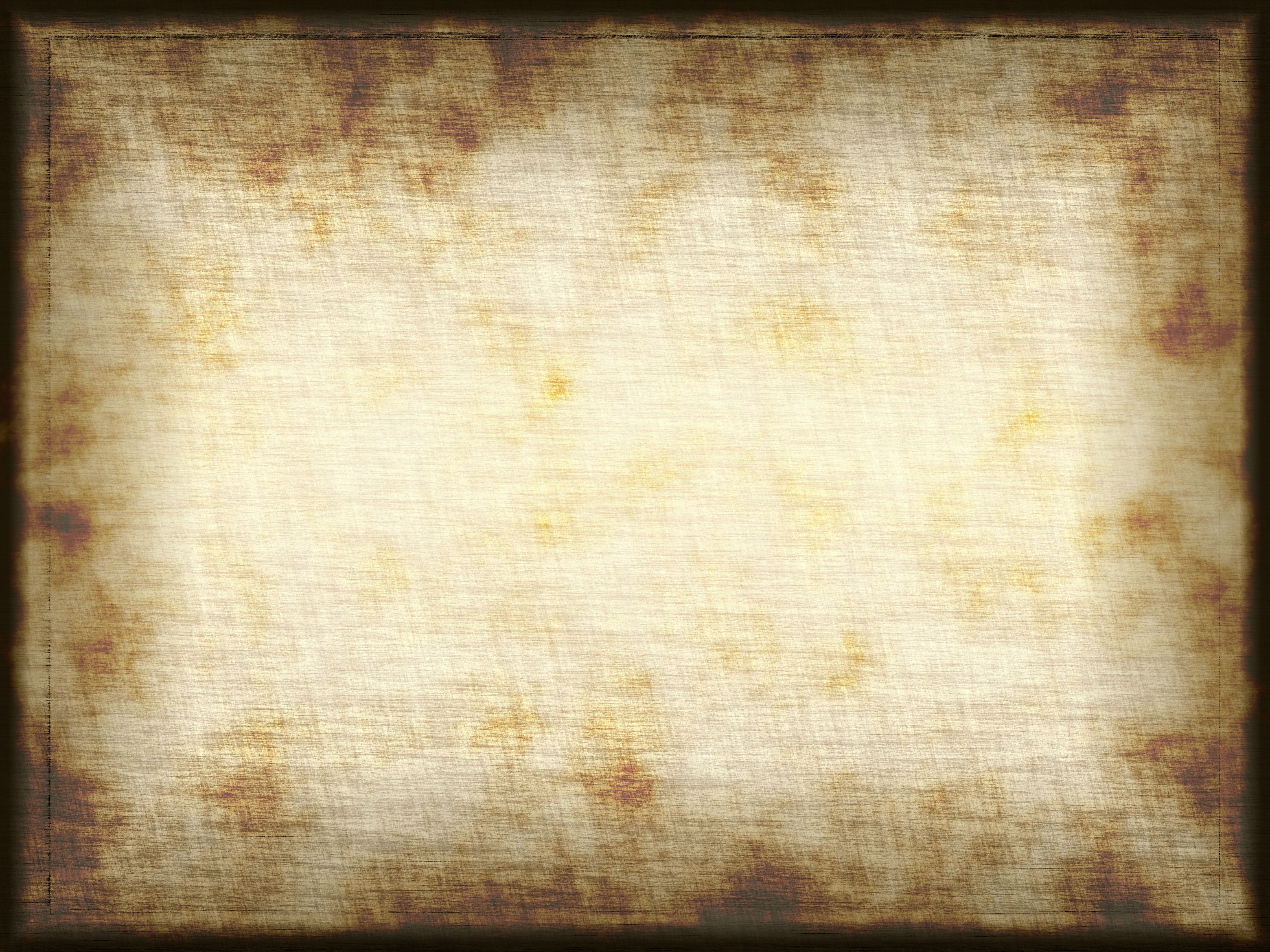 old and worn parchment paper background