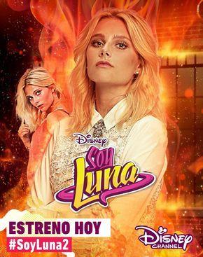 Sou Luna 2 Poster Oficial Da ámbar Disney Channel ünlüler ünlü Kişiler
