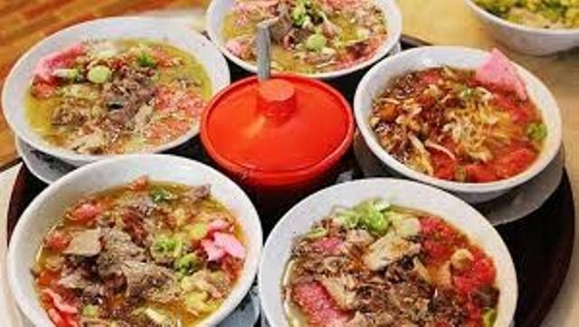 Segarnya Sroto Di Purwokerto Resep Makanan Makan Siang Masakan