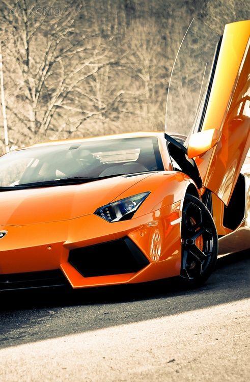 Lamborghini Aventador In Black Please Or White Bucket List