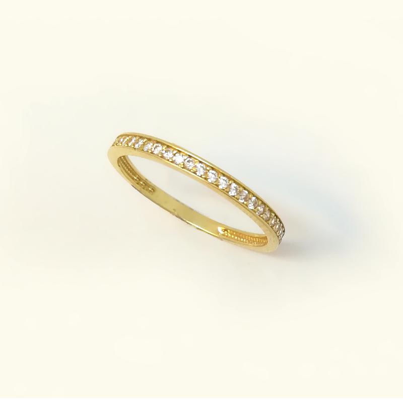 Χρυσό δαχτυλίδι Κ.14 σειρέ bf25167e95f