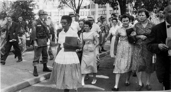 5 Iconic Images of Black Women Saying 'Naw' In the Face of Racial Violence | Black Girl with Long Hair