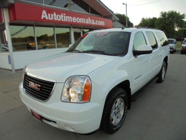 Used 2010 GMC Yukon XL SLT-1 1/2 Ton 4WD for Sale in Omaha ...
