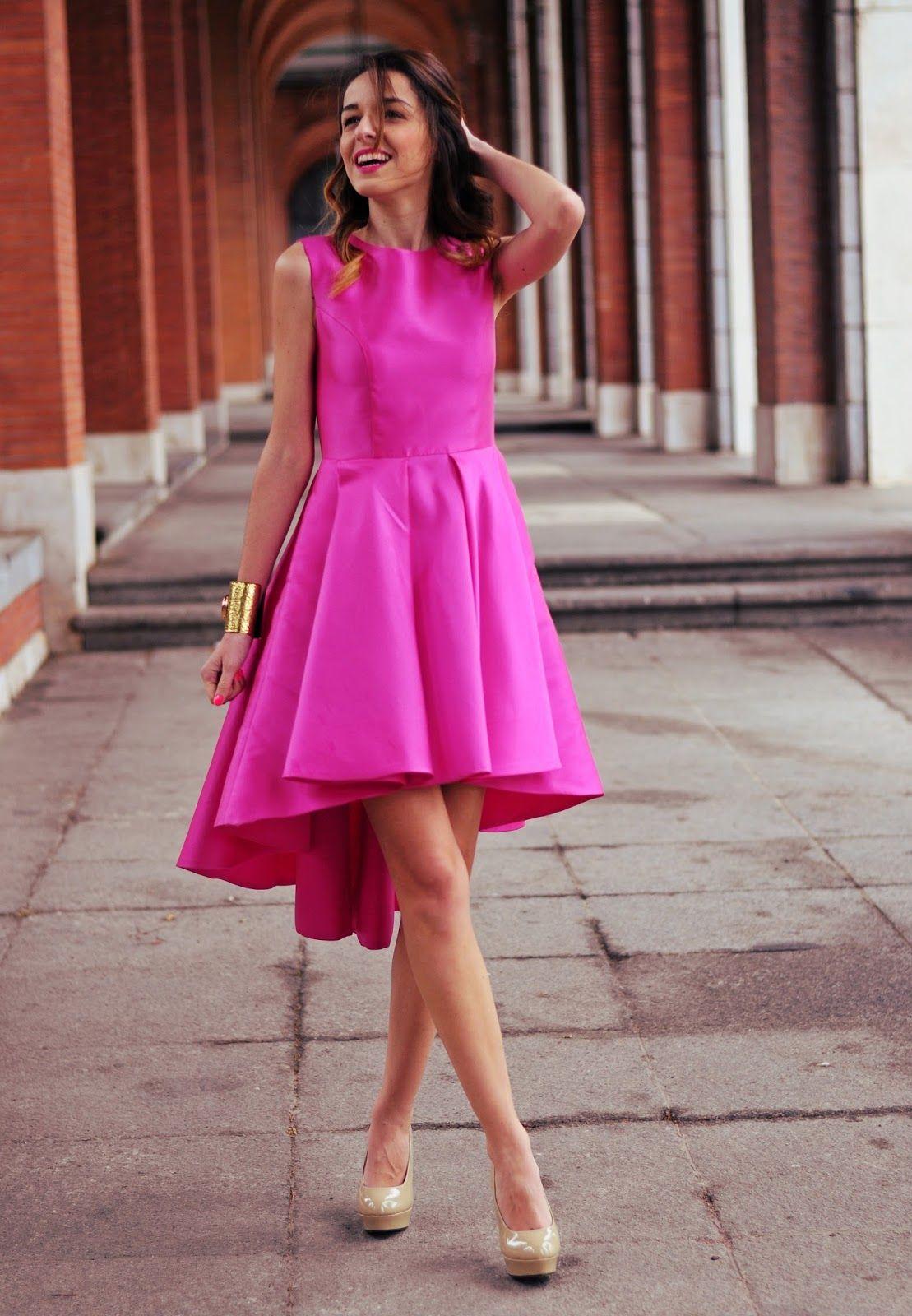 Look Invitada De Boda By Corazon Maniqui | LUX Woman | Pinterest ...
