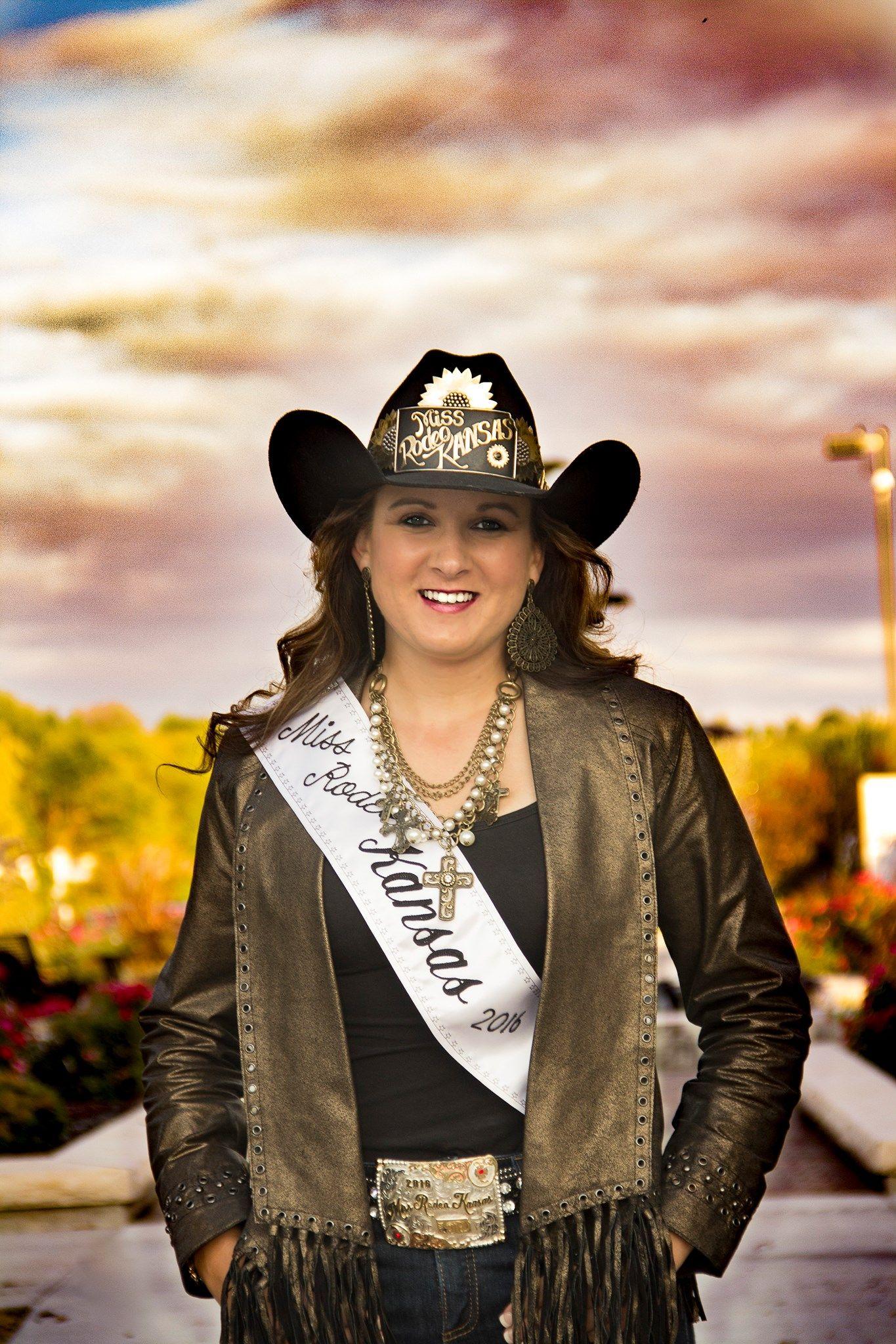 Lauren Rumbaugh Miss Rodeo Kansas 2016 Rodeo Queens