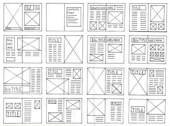bcc45f4033231ea57e8f20e1b9ff0d3c--grid-layouts-magazine-layouts - vertical storyboard