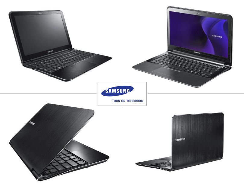 Samsung Notebooks Serie 9 - Das 9. Notebook-Weltwunder http://www.cyberport.de/samsung-serie-9