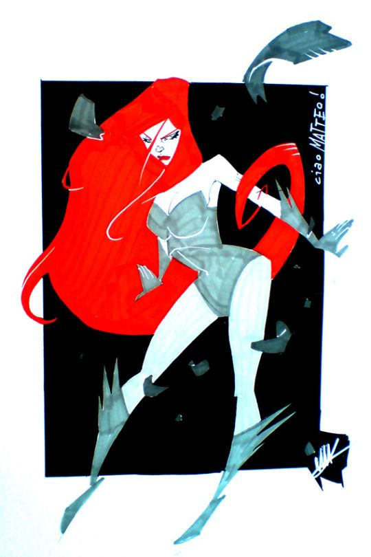 Poison Ivy by Matteo Scalera