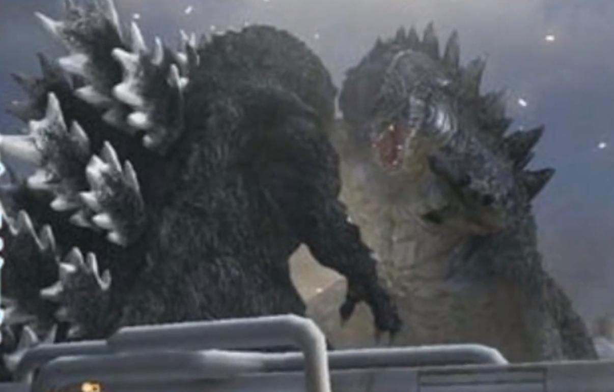 NEW GODZILLA GAME BANDAI NAMCO Godzilla 2014 Pinterest