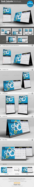 Calendar Design Template Psd : Calendar mockups free hero graphic design vectors aep