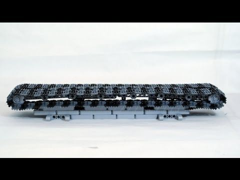 How To Build A Conveyor Belt With Legos