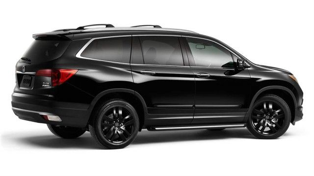 2018 Honda Pilot Release Date And Redesign Http Www Uscarsnews