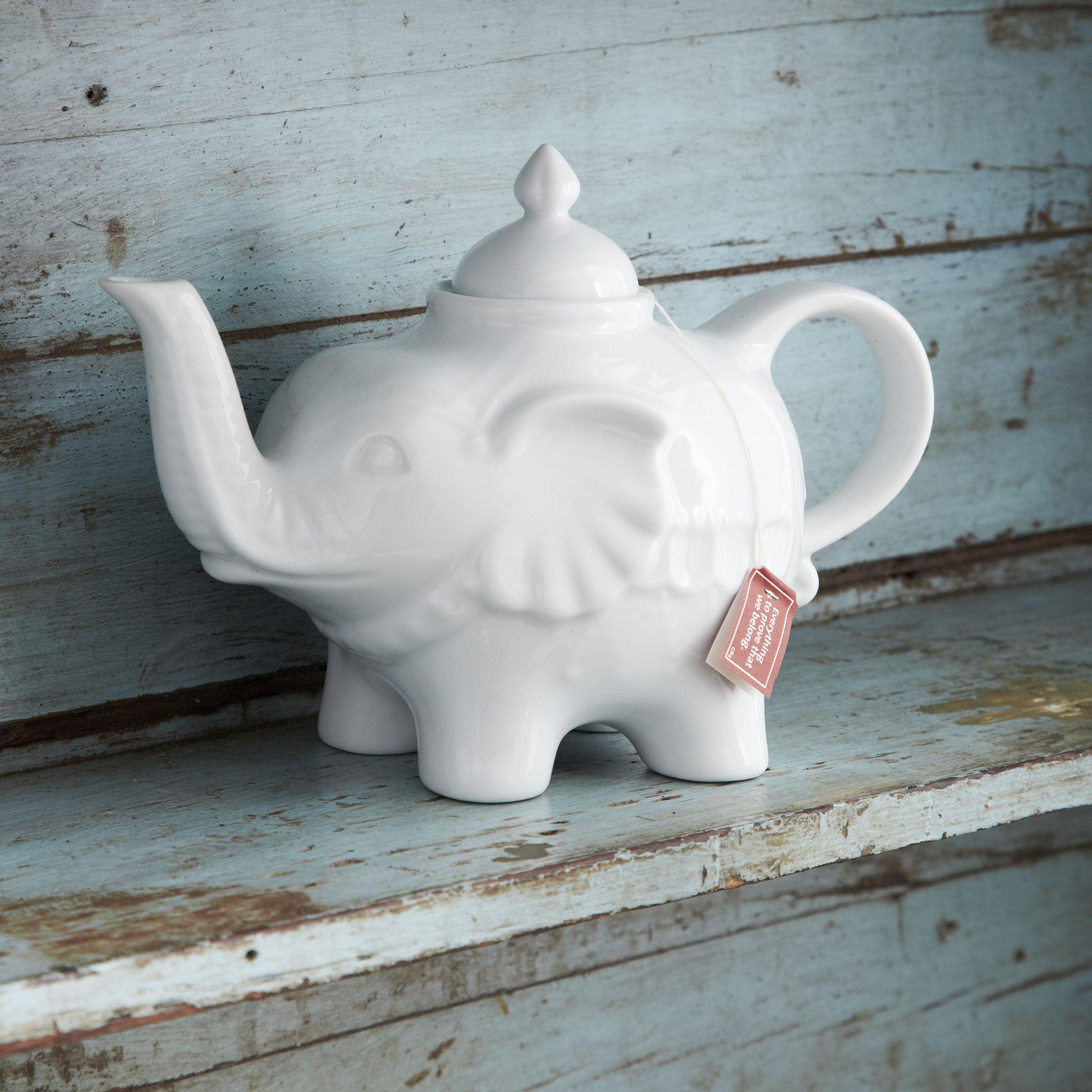 Elephant Teapot | Elephants | Pinterest | Teapot, Kitchens and ...