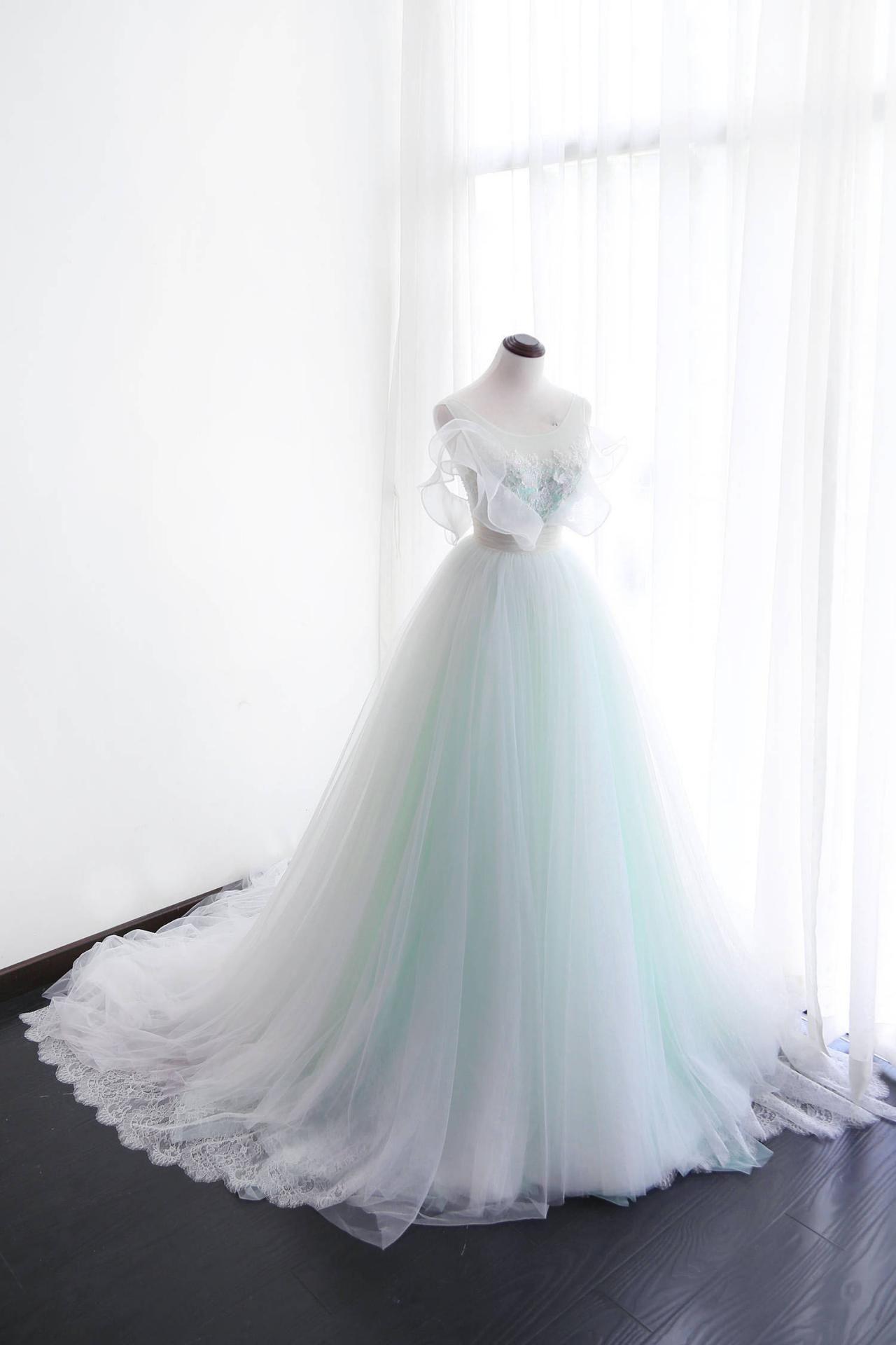 Colored Wedding Dress,Wedding Dresses,Wedding Dress,Wedding Gown ...