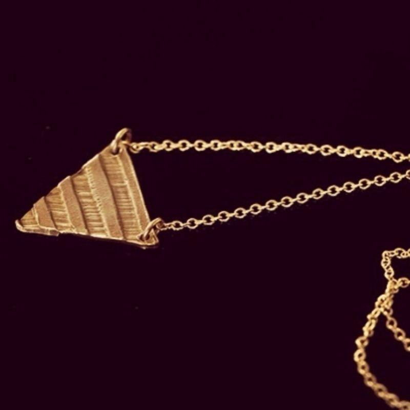 Pyramid Scheme Necklace