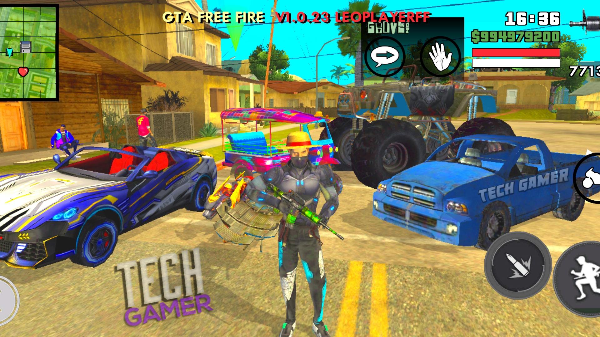 Game Vida Real Estilo Free Fire Para Android Grand Theft Auto Desenho De Asas De Anjo Gta San Andreas
