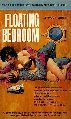 Image result for floating bedroom pulp cover