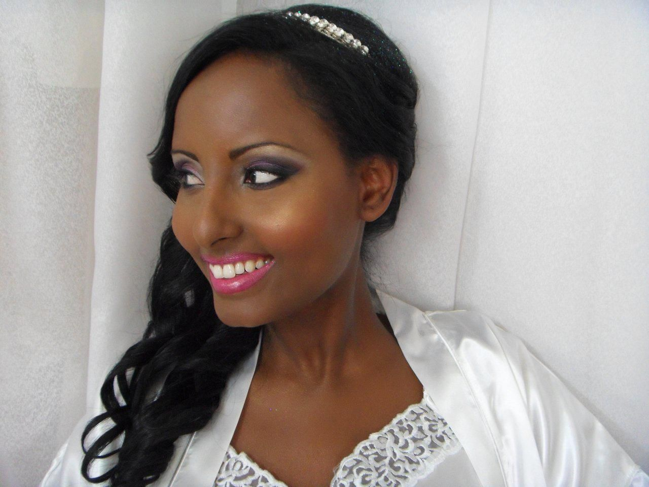 Ethiopian Wedding Makeup | Bridal makeup israel rehovot ...