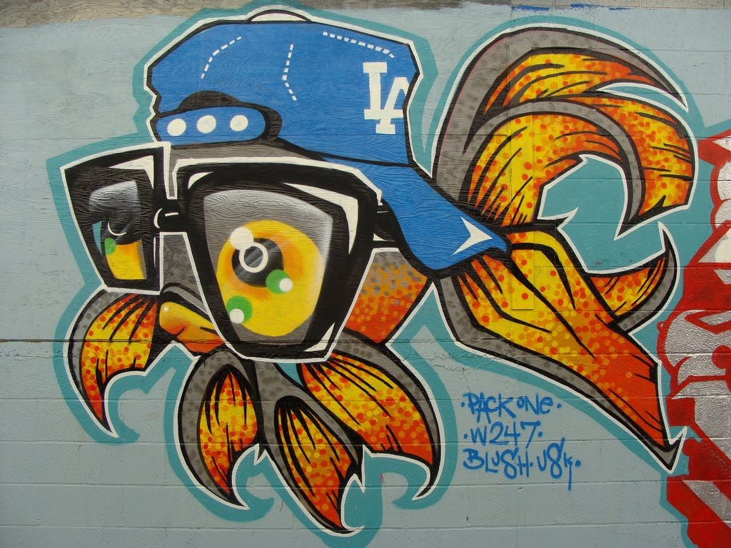Graffiti art animals - Graffiti Ahh So Fn Cute