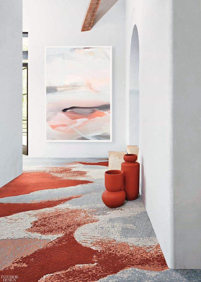 Four Dynamic Flooring Products by Top Designers