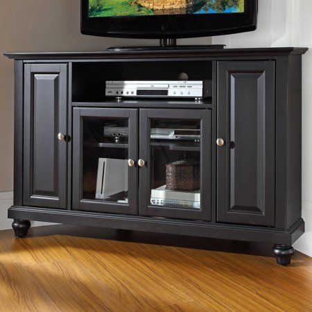Crosley Furniture Cambridge Corner Tv Stand For Tvs Up To 48 Inch